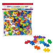 Klocki Małych Geniuszy - Mini Puzzle 266 elementów