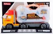 Auto ciężarowe kontener