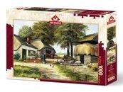 Puzzle 1000 Farma na wsi