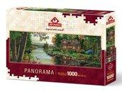 Puzzle 1000 Panorama Pokój