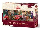 Puzzle 1000 Panorama Zaproszenie na wieczór
