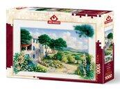 Puzzle 1000 Letni dom