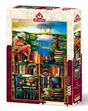 Puzzle 1000 Podróżniczka