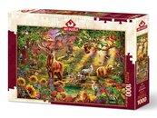 Puzzle 1000 Zaczarowany las