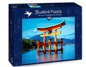 Puzzle 1500 The torii of Itsukushima Shrine