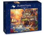 Puzzle 1000 Dom nad klifem