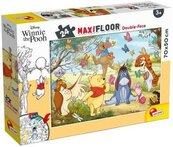 Puzzle Maxi 24 podłogowe Kubuś Puchatek i Przyjaciele