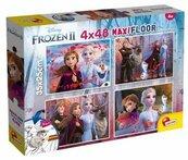 Puzzle Maxi 4x48 Kraina Lodu 2