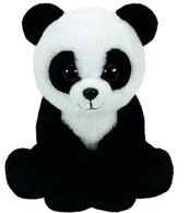 TY BEANIE BABIES Panda BABOO 15cm 41204