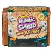Kinetic Sand Małe wykopalisko dinozaurów, odkryj 1 z 3 dinozaurów 6061646 p18 Spin Master