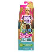 Barbie Lalka Loves the Ocean GRB36 GRB35 MATTEL