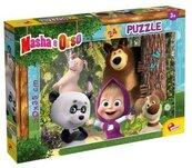 Puzzle 24 Masza i Niedźwiedź