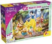 Puzzle podłogowe dwustronne 24 Disney Princess