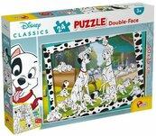 Puzzle dwustronne Plus 24