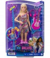 Barbie Big City Big Dreams Muzyczna lalka Malibu