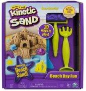 Kinetic Sand Zestaw Plażowy