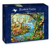 Puzzle 1500 Leśne życie