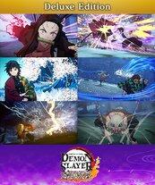 Demon Slayer Kimetsu no Yaiba The Hinokami Chronicles Deluxe Edition (PC) Steam
