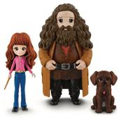 Wizarding World Lalka 2-pak Hermiona, Hagrid 7,6cm Harry Potter 6061833 p4 Spin Master p4