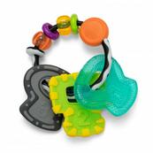 Infantino 216570 Gryzaczki kluczyki na krążku blister