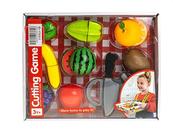 Zestaw kuchenny owoce do krojenia 547735