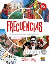 Frecuencias B1.1 parte 1 Podręcznik do hiszpańskiego