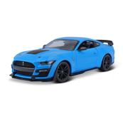 MAISTO 31452-23 Mustang Shelby GT500 niebieski 1:18