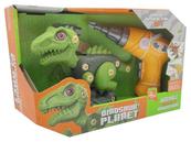 PROMO Dinozaur skręcany z wiertarką 4065