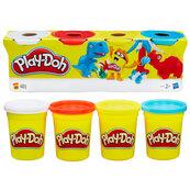 Play-Doh ciastolina 4-pak Classic Color B6508