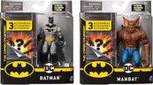 Batman + ManBat 4 figurki 2-pak 6055854