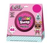 L.O.L Puzzle zmieniające kolor 6053795