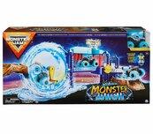 Monster Jam Supermyjnia Megalodon