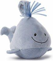 Baby Gund maskotka 30 cm Wieloryb światło i dźwięk