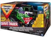Monster Jam Grave Digger RC 6044994