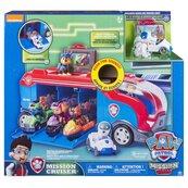 Psi Patrol patrolowiec + mini pojazd 6035961