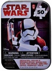 Puzzle Star Wars w puszce 50 elementów