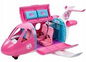 Barbie wielki samolot Barbie + akcesoria GDG76