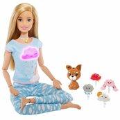 Barbie lalka medytacja z muzyką GNK01