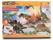 Kalendarz adwentowy Świat prehistoryczny