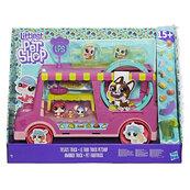 Littlest Pet Shop Food Truck ze zwierzakami E1840