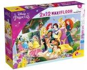 Puzzle Supermaxi 2x12 Minnie
