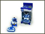 PROMO Robot mini sterowany 8cm w pud. KD-8809D HIPO