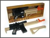 Pistolet M4 56cm światło dźwięk HIPO