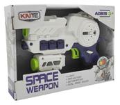 Broń kosmiczna 20cm światło, dźwięk KT218-1