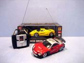 Auto sportowe na radio 16cm