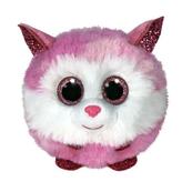 TY Puffies PRINCESS - różowy husky 42522