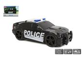 Auto Policja USA 18,5cm z napędem, światło, dźwięk 510236