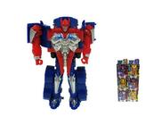 Robot Wojownik 12cm 2w1 6 kolorów 339-92 mix cena za 1 szt