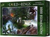 Puzzle Władca Pierścieni: Wyprawa do Mordoru 1000