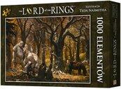 Puzzle Władca Pierścieni: Pieśń wśród Trollowych Wzgórz 1000